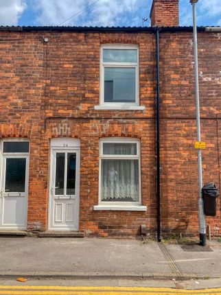 Thumbnail Terraced house to rent in Allanby Street, Scunthorpe