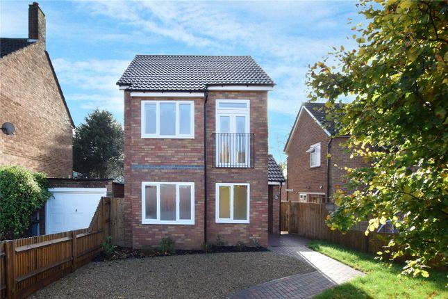 Detached house for sale in Goldcroft, Hemel Hempstead, Hertfordshire