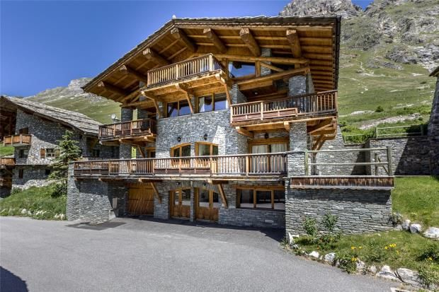 Picture No. 06 of Chalet Lo Suel, Val D'isere, France