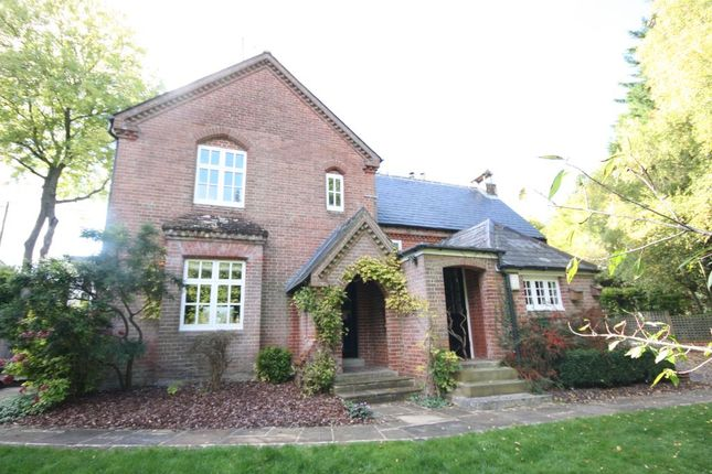Thumbnail Detached house to rent in School Lane, Headbourne Worthy, Winchester