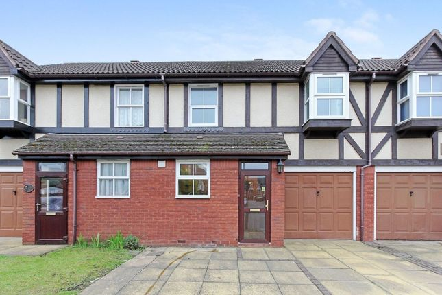 Thumbnail Terraced house to rent in Mortlake Drive, Mitcham