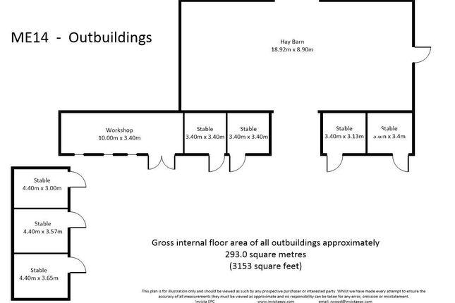 Floor Plan- Outbuildings v1
