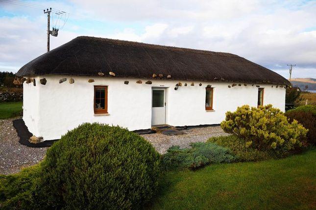 Thumbnail Cottage for sale in Upper Breakish, Breakish, Isle Of Skye