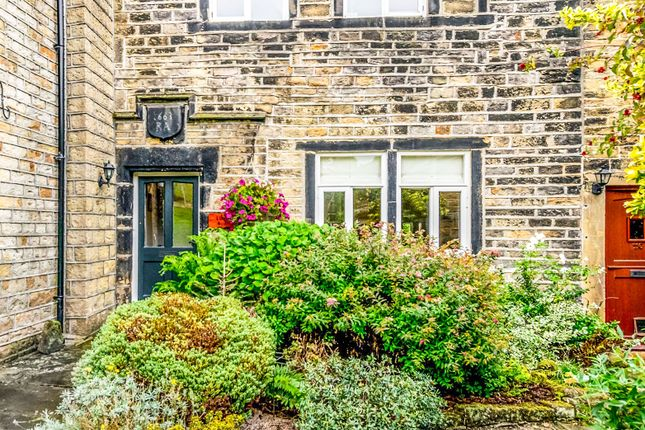 Thumbnail Cottage for sale in Hall Ing, Honley, Holmfirth