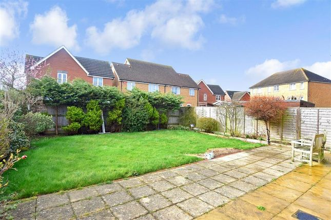 Rear Garden of Thistle Drive, Whitstable, Kent CT5