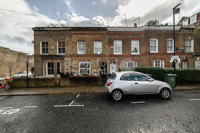 Thumbnail Terraced house to rent in Nursery Road, London