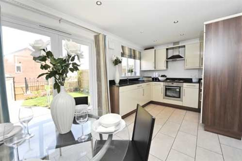 """Thumbnail Detached house for sale in """"The Rufford """" at Old Cemetery Road, Hartlepool"""
