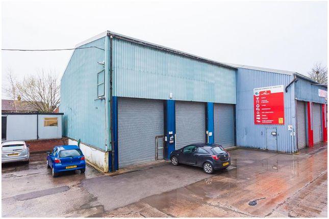 Thumbnail Light industrial to let in Unit 12, Albion Park, Warrington Road, Glazebury, Warrington, Cheshire