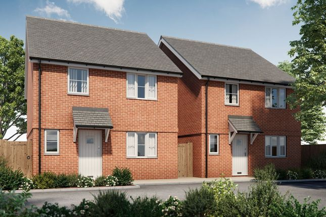 Thumbnail Detached house for sale in Wivenhoe Road, Alresford, Colchester