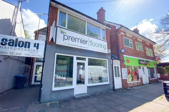 Thumbnail Flat to rent in Shutt Lane, Earlswood, Solihull