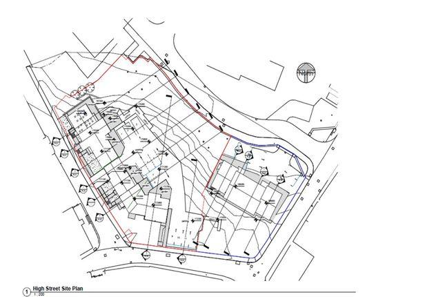 Thumbnail Land for sale in High Street, Bollington, Macclesfield