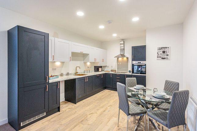 Thumbnail Flat for sale in Apartment 1, River Walk, Garstang, Preston