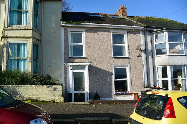 Thumbnail Terraced house to rent in Trevethan Road, Falmouth