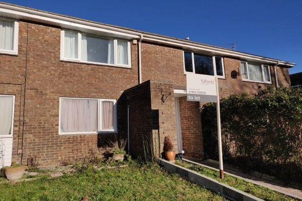 Thumbnail Flat to rent in Underidge Road, Paignton