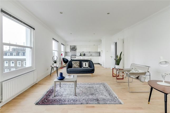 Thumbnail Flat for sale in Imperial House, 92 Waterford Road, London