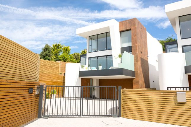 Thumbnail Detached house for sale in Chaddesley Glen, Canford Cliffs, Poole