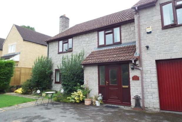 Thumbnail Detached house to rent in Brook Lane, Barton St. David, Somerton