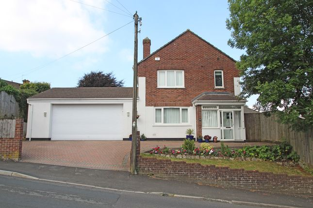 Thumbnail Detached house for sale in Cot Hill, Plympton, Plymouth, Devon