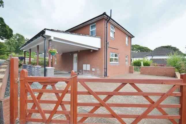 Exterior of The Groves, Hensingham, Whitehaven CA28