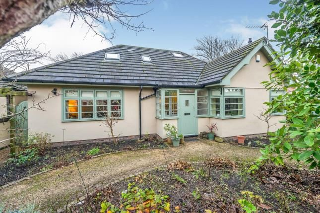 Thumbnail Bungalow for sale in Fairways, Crosby, Liverpool, Merseyside