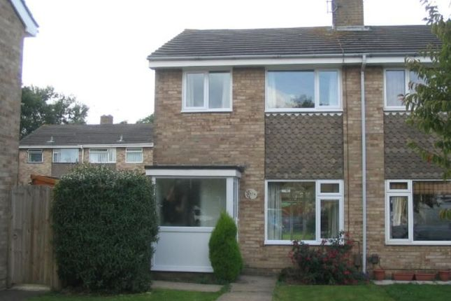 Thumbnail Property to rent in Coleridge Crescent, Goring-By-Sea, Worthing