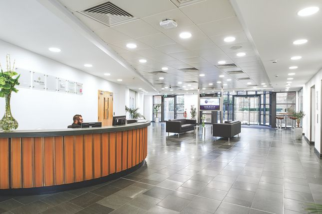 Thumbnail Office to let in Pembroke Building, Avonmore Road, Kensington