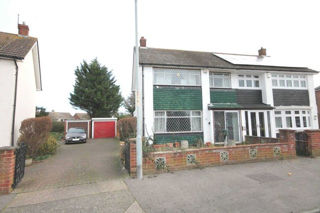 Thumbnail Property for sale in Britannia Drive, Gravesend
