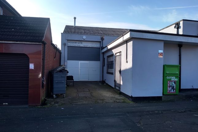 Thumbnail Industrial to let in Rockingham Road, Corby