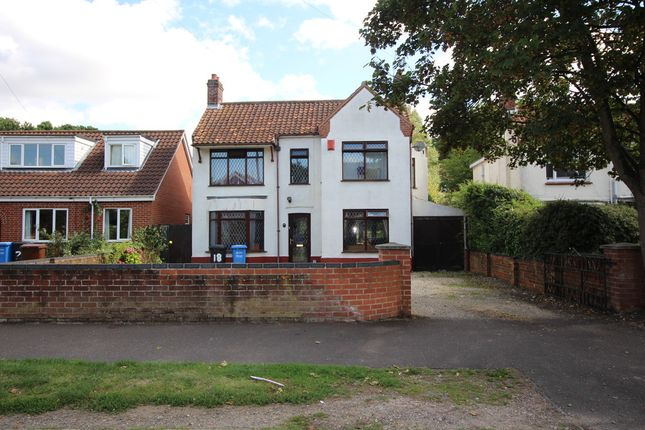 Thumbnail Detached house for sale in Catton Grove Road, Norwich