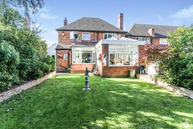 Garden of Hazelhurst Road, Castle Bromwich, Birmingham, West Midlands B36