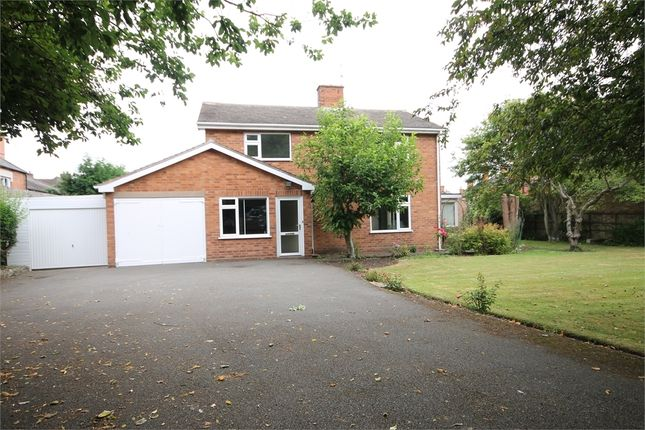 Thumbnail Detached house to rent in Beacon Hill Road, Newark, Nottinghamshire.