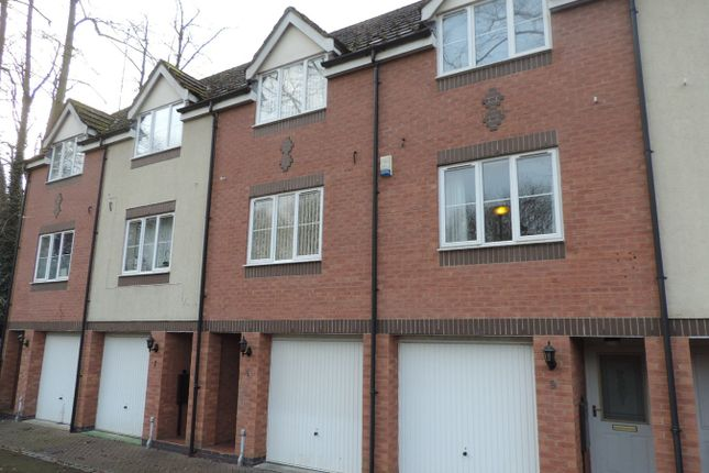 Thumbnail Town house to rent in The Avenue, Whitley, Coventry