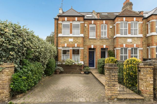 Thumbnail End terrace house for sale in Pepys Road, London