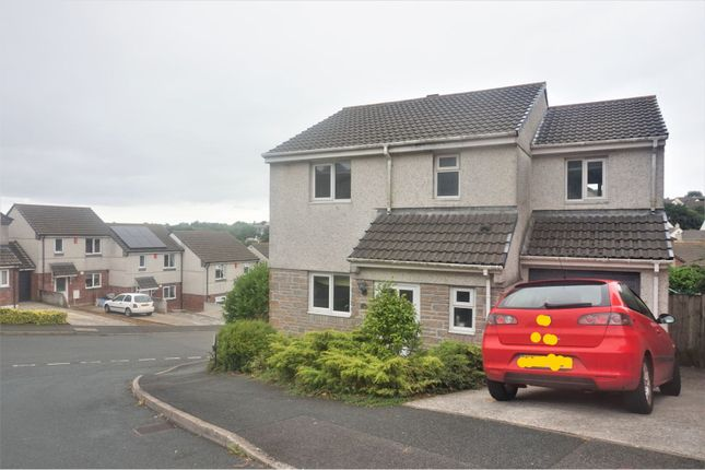 Thumbnail Detached house to rent in Holywell Road, Liskeard