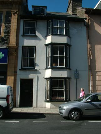 Thumbnail Town house to rent in Portland Street, Aberystwyth