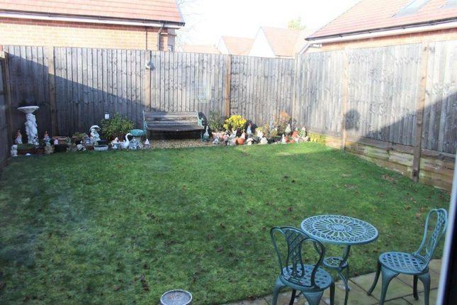 Rear Garden of Ingleby Avenue, Sunnyhill, Derby DE23