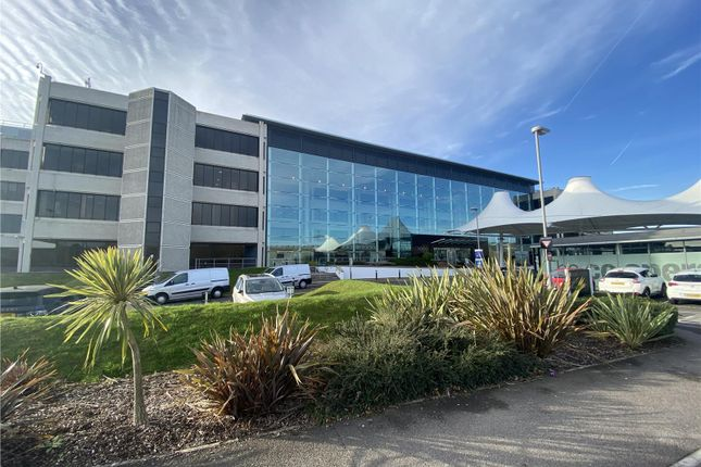 Thumbnail Office to let in Suite 217 1000 Lakeside North Harbour, Western Road, Portsmouth, Hampshire
