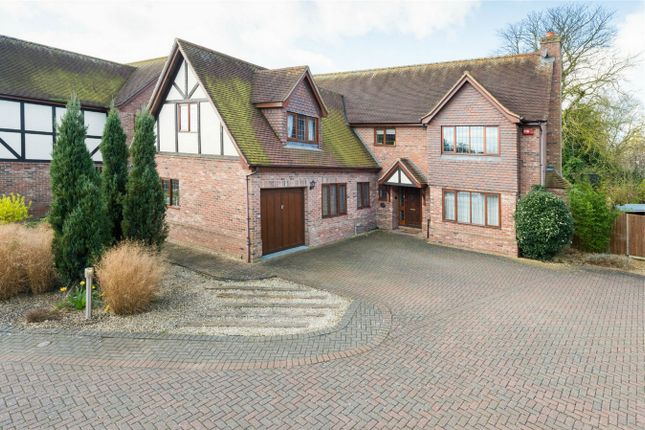 Thumbnail Detached house for sale in The Grove, Buckden, St. Neots