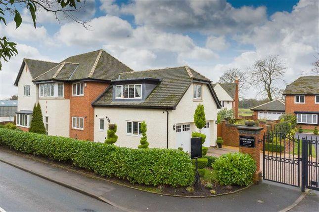 Thumbnail Detached house for sale in Grimsargh Manor, Grimsargh, Preston