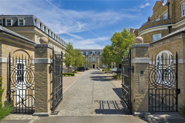 Thumbnail Flat for sale in Leopold Court, Princess Square, Esher, Surrey