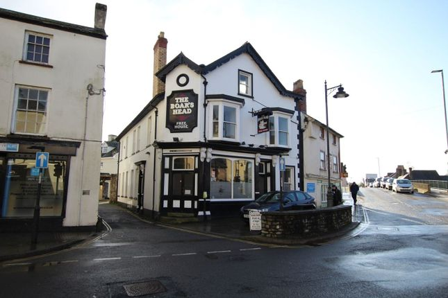 Thumbnail Pub/bar for sale in Watergate, Brecon