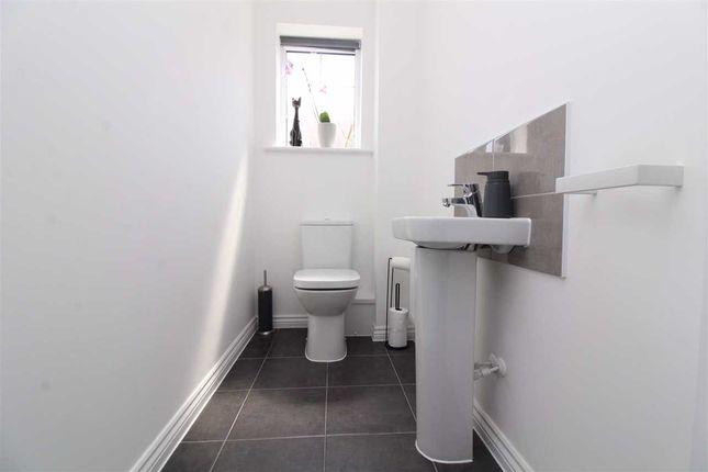 Cloakroom of Abbott Way, Holbrook, Ipswich IP9