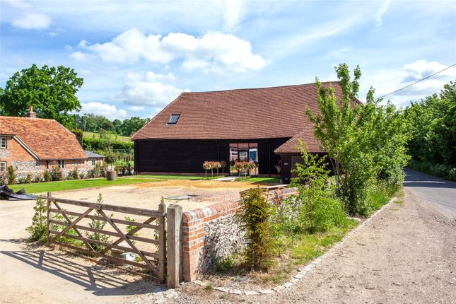 Thumbnail Detached house for sale in Harpsden Bottom, Harpsden, Henley-On-Thames, Oxfordshire