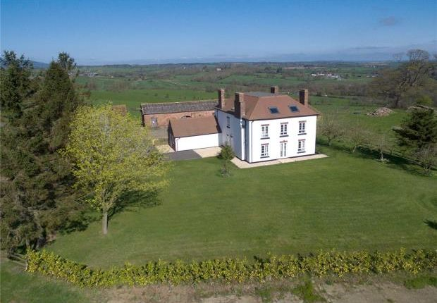 Thumbnail Detached house for sale in Stottesdon, Kidderminster, Shropshire