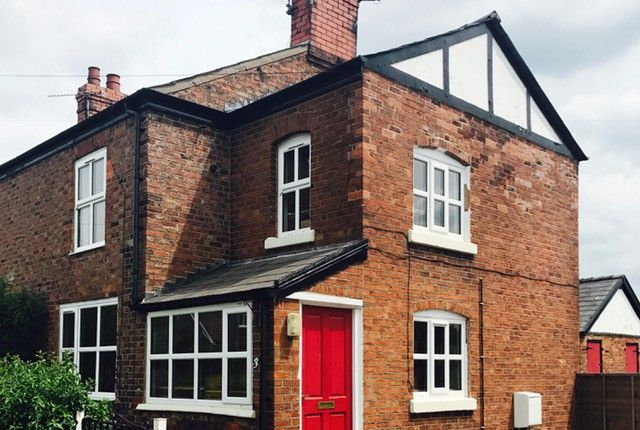 Thumbnail Semi-detached house to rent in Moors Lane, Winsford