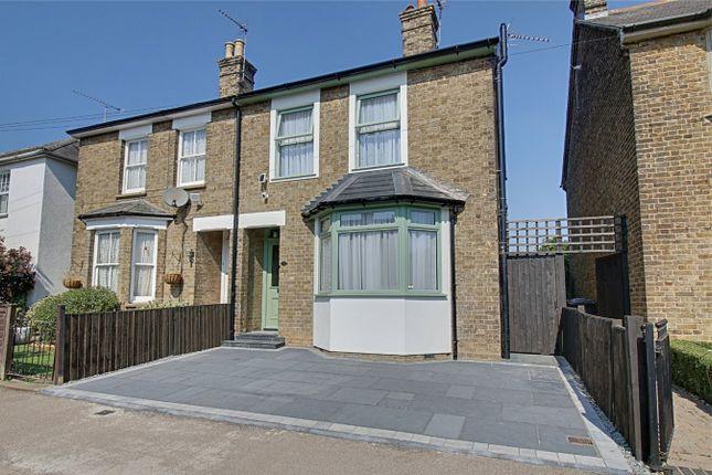 3 bed semi-detached house for sale in Hoestock Road, Sawbridgeworth, Hertfordshire CM21
