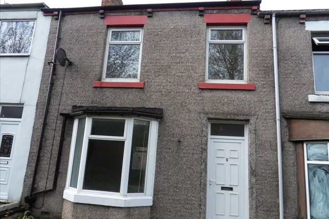 Thumbnail Terraced house for sale in Lake View, Station Town, Wingate