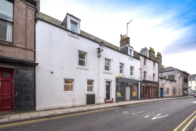 Thumbnail Town house to rent in New Wynd, Montrose
