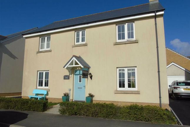 Thumbnail Detached house for sale in Rhes Brickyard Row, The Links, Llanelli
