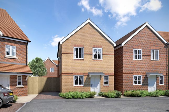 Thumbnail Detached house for sale in Greenleaf Gardens, Polegate